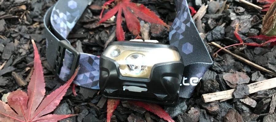 USB Stirnlampe