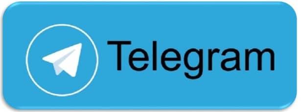 Telegram Button gerundet