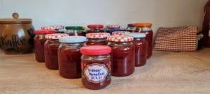 Marmelade vom Foodsharing