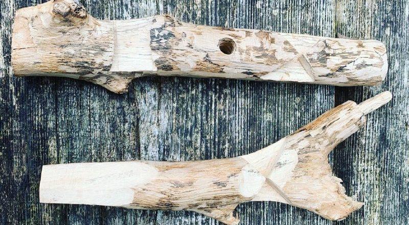 Schwalbenschwanz Holzverbindung